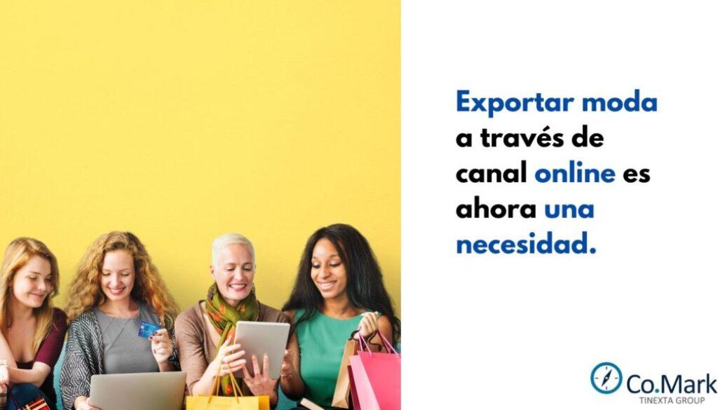 exportar moda co.mark